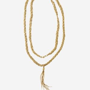 Noonday Collection Braided Shangri La Necklace